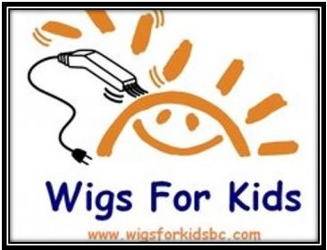 Wigs for Kids border 1