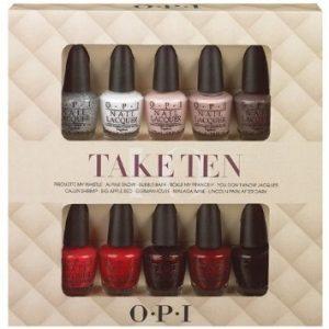 OPI Take 10