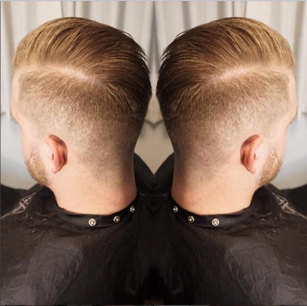 Pompadour Haircut Vancouver : January men s hair by zazou salon north