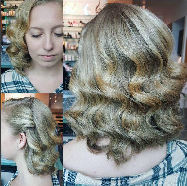 Astounding June Hair By Zazou Zazou Hair Salon North Vancouver Bc Hairstyle Inspiration Daily Dogsangcom