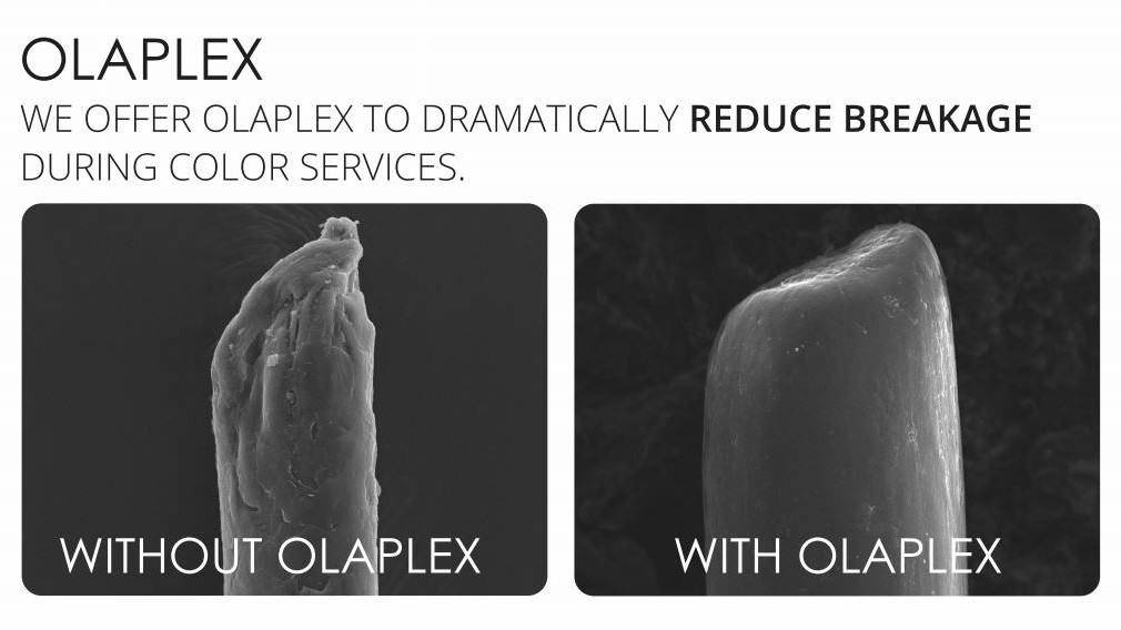 Olaplex - With or without