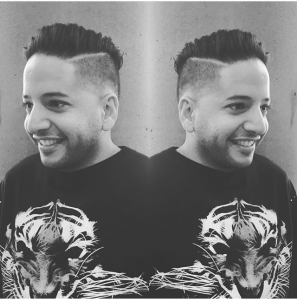 Men's Cut - Andree November 2015