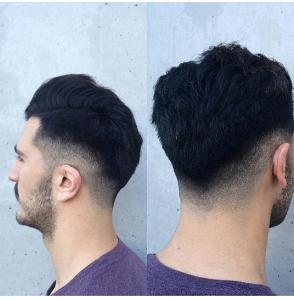Men's Cut - Shaun November 2015 No. 3