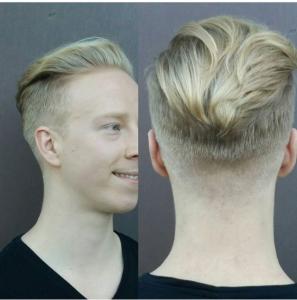Men's Cut - Todd November 2015 No. 2