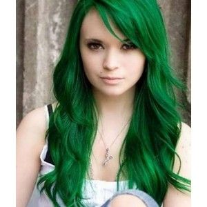 St. Patrick's Day Hair