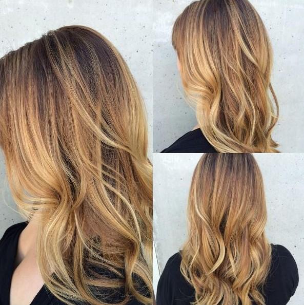 Hair by Heather - Olaplex Balayage