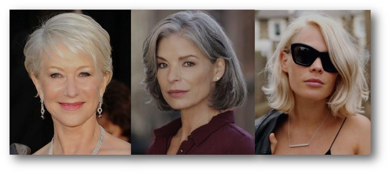 Top Hairstyles for Women Over 50 - Zazou Hair Salon - North ...
