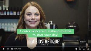 Make up routine