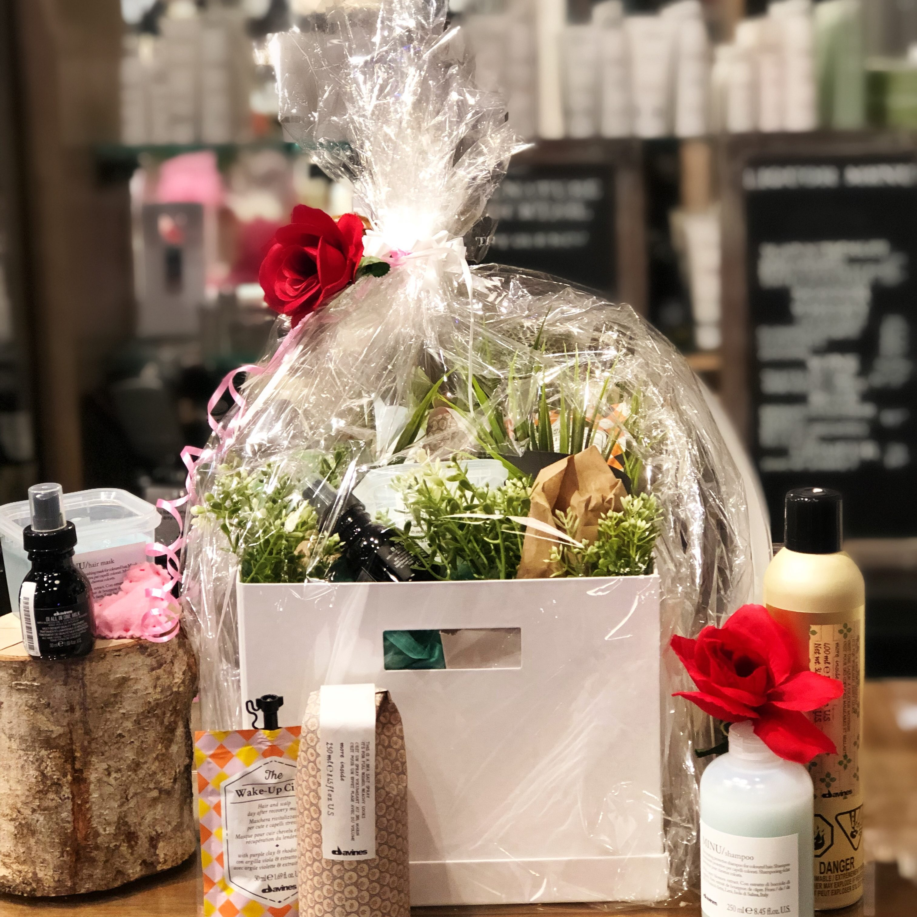 Want the chance to win a gift basket filled with our favourite Davines products worth $350?!